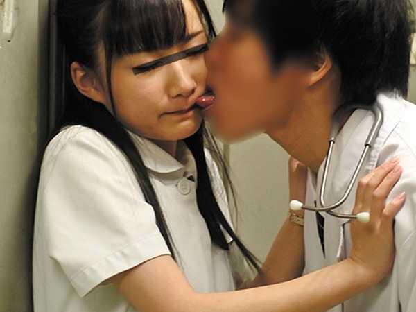 陰湿なセクハラに屈してしまう気弱看護師2