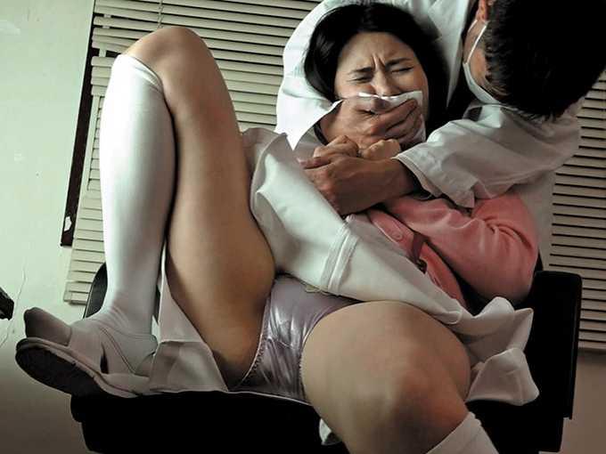 看護師クロロホルム昏●レ●プ1