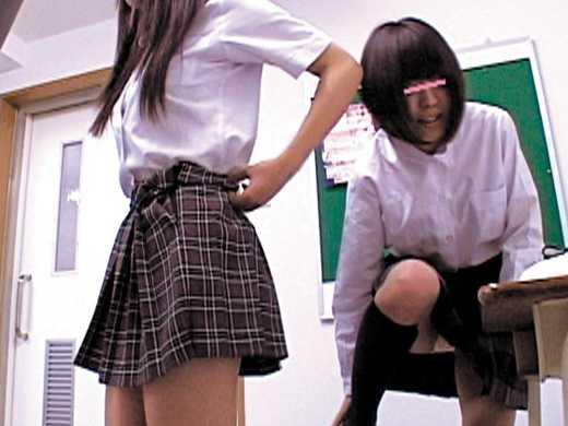 女子校生の生着替え盗撮-3