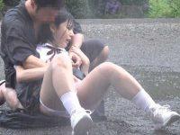 雨宿り強制わいせつ!びしょ濡れ低身長女子を待機させて犯しまくる