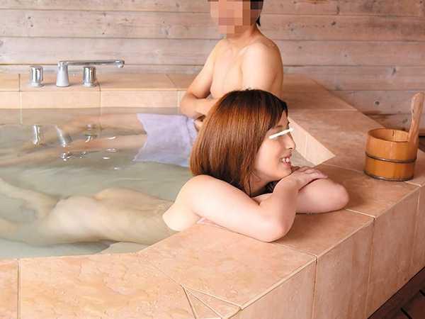水中媚薬バイブ混浴温泉痴●-6
