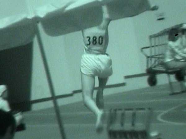 赤外線透視 女子陸上-8