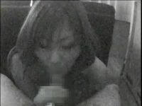 ピンサロ面接を盗撮映像!はじめからフェラテクを絶賛されてるかわいい子